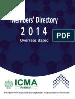 Overseas Members Directory 2014