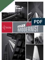 Max Dupain Modernist