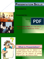 Asif Presentation