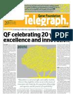 QF Telegraph Issue 128