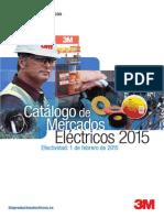 201501 3m Catálogo Mercados Eléctricos Febrero 2015