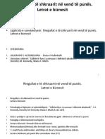 11- Rregullat e Te Shkruarit Ne Vend Te Punes (1)