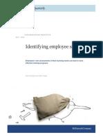 Identifying Employee Skill Gaps