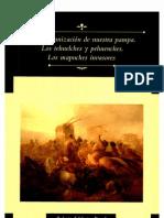 La araucanización de nuestra pampa. Los tehuelches y pehuenches. Los mapuches invasores | Roberto Edelmiro Porcel