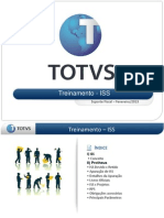 TOTVS Protheus Workshop ISS