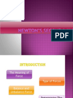 WELCOME to PHYSICS's WORLD_presentation_Newton's Second Law