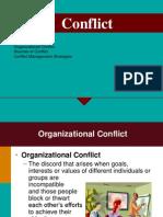 Engleza Conflict