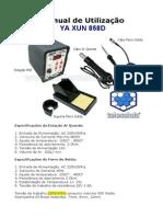 Manual Ya Xun 858D