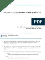 Mejora Procesos IT - Comparativa CMMI Metrica3 - Barcelona