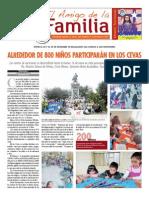 EL AMIGO DE LA FAMILIA domingo 11 enero 2015