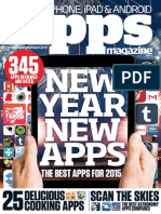 Apps Magazine Issue 54 - 2015 UK