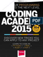 Coding Academy - 2015 UK
