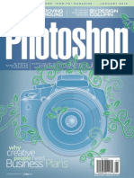 January 2015 Photoshop Magazine