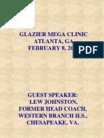 2008 Atlanta Clinic