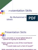 Presentation Skillsss