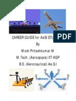Career Guide for AeSI Students