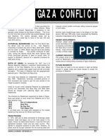 23 - Israel Gaza Conflict