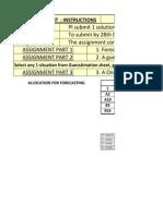 Forecast Assignment _Grp 12_secA