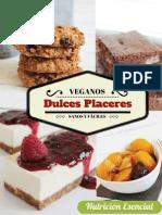 Dulces Placeres