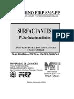 Surfactantes No Ionicos