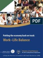 48883439 Work Life Balance