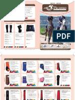 Catalogue Picasso For Horses 2015
