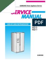 RS2630SH Service Manual