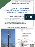 Introducción Al Sistema de Protección de Las Instalaciones Eléctricas Residenciales