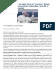 """Francisco- Audiencia General 26-11-14 El Paraíso No Es Un Lugar Sino Un """"Estado"""", Donde Nuestras Esperanzas Serán Colmadas"""