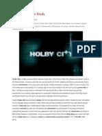 Holby City Case Study