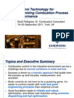 Mon 16.10 Control Technology for Optimising Combustion Emerson