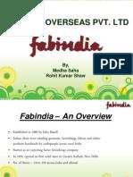 Fabindia (Medha Rohit)