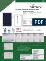 SP660-(230-250W)