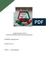 Mi Monografiia EL ALCOHOLISMO