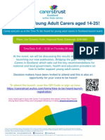 Poster for YACs - TTBH Launch 29 Jan 2015