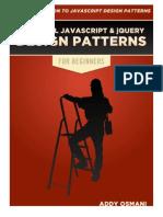 Essential JavaScript JQuery Design Patterns