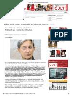 Revista Cult - Judith Butler a Filósofa Que Rejeita Classificações