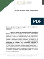 Petição - ADO26 - Amicus Curiae
