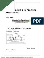 Writing Effective Use Cases Traduccion