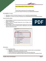 Desarrollo SAP BO1 - SDK