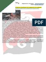 Unos 300 bomberos forestales de Almería se beneficiarán de la equiparación de su jubilación