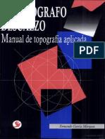 Topógrafo Descalzo - Libro
