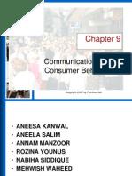 Communication+and+consumer+behavior.