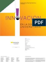Innovacion en La Docencia Univ -(Prefacio)