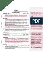 A Resume Analysis By TopResume 1.15