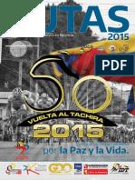 Revista Vuelta Al Táchira 2015