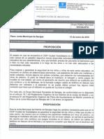 Proposición solicitando actuaciones de mejora en el CEIP Ciudad de Guadalajara para garantizar la seguridad de los niños