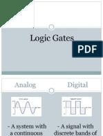 Logic Gates Powerpoint