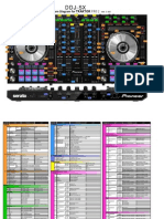 DDJ-SX Hardware Diagram for Traktor 2 6 8 E