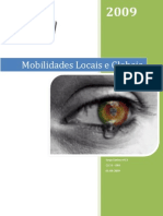 Trabalho DR4 Mobilidaddes Locais e Globais